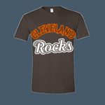 Cleveland Rocks - Adult Softstyle T