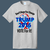 Trump 2016 - Adult Cotton T