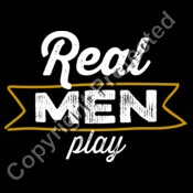 Real Men (2 Color)