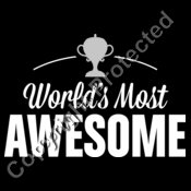 Worlds Most Awesome...