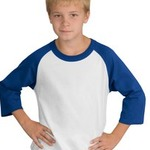 Youth 3/4 Sleeve T